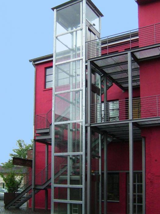 Alte Tuchfabrik, Veybach GmbH