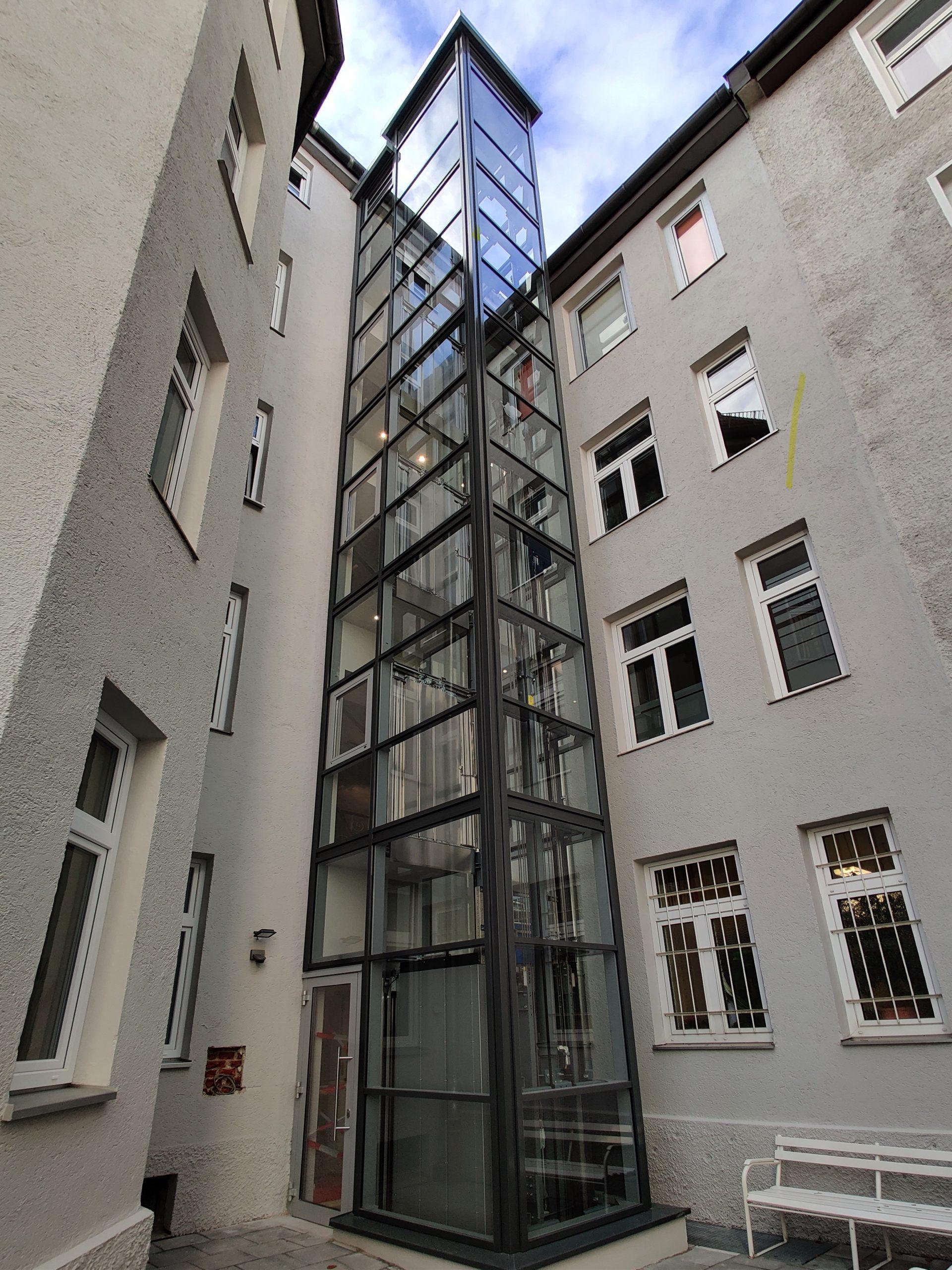 Wohnhaus Ungererstraße