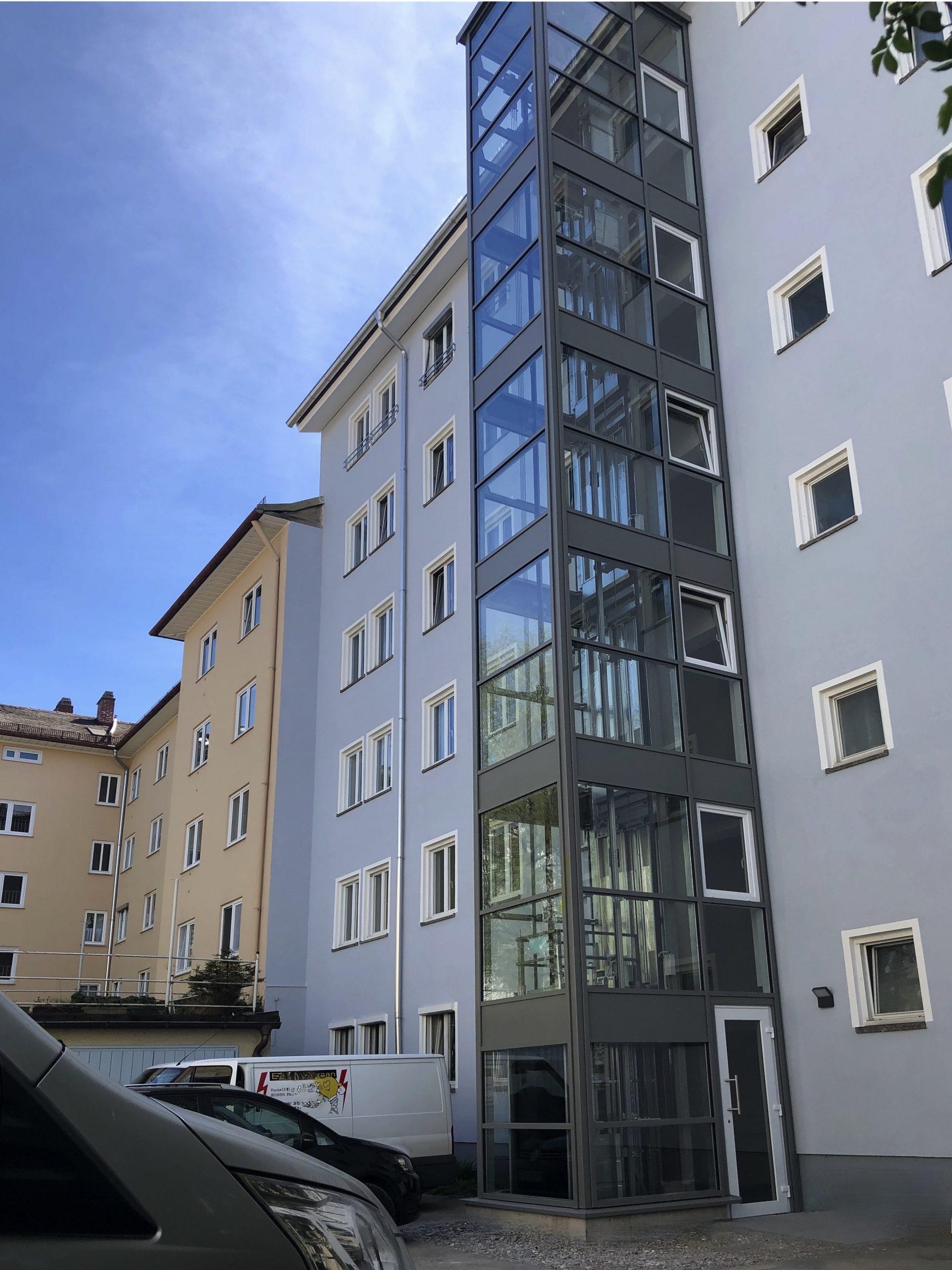 Wohnhaus Blutenburgstraße